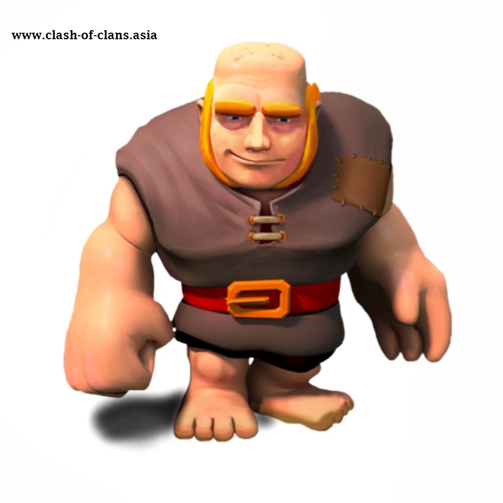 آموزش حمله توسط جاینت Giant به دهکده دشمن (قسمت 1)