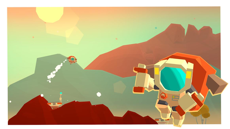 دانلود بازی مریخ: مریخ Mars: Mars