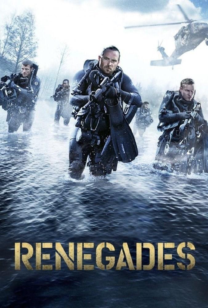فیلم یاغی ها Renegades 2017