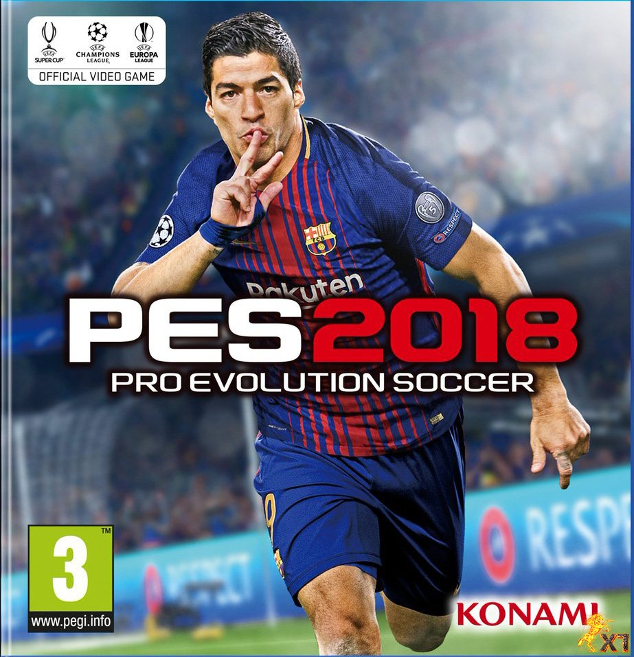 معرفی بازی فوتبال PES 2018