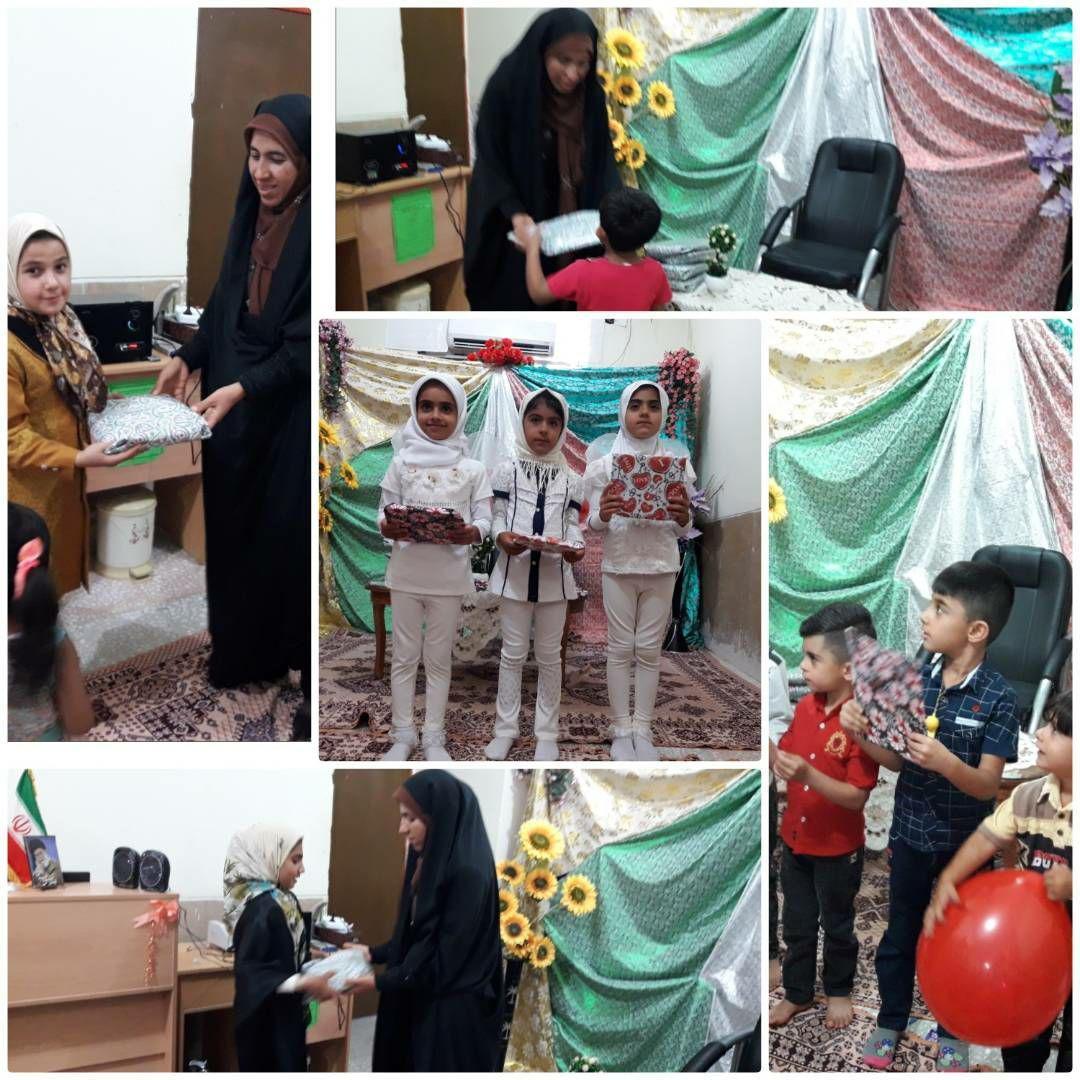 برنامه کتابخانه سومین شهیدمحراب به مناسبت عید مبعث