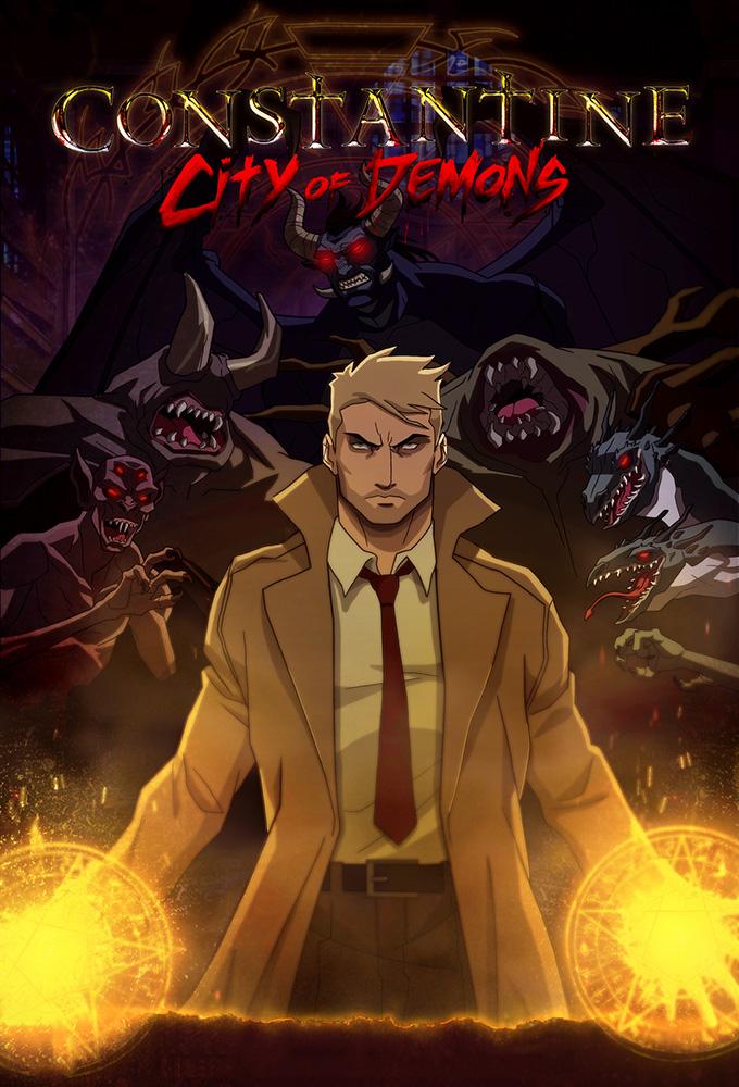 دانلود سریال Constantine: City of Demons