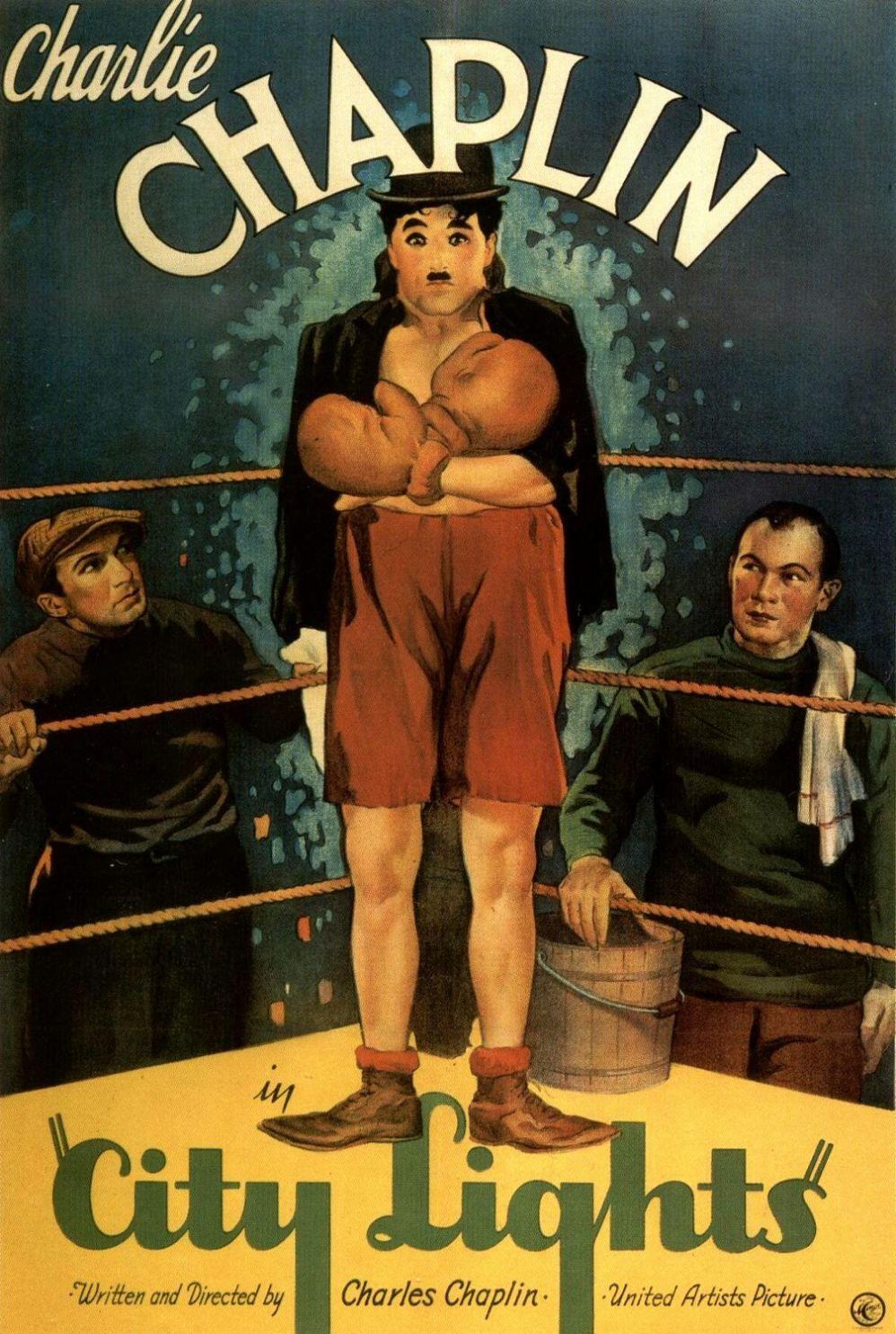City%20Lights%201931.2 1 دانلود فیلم City Lights 1931 : رتبه ۳۵ در سایت IMDB