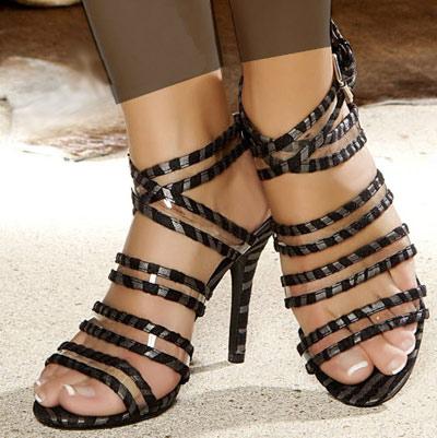 مدل کفش زنانه پاشنه بلند