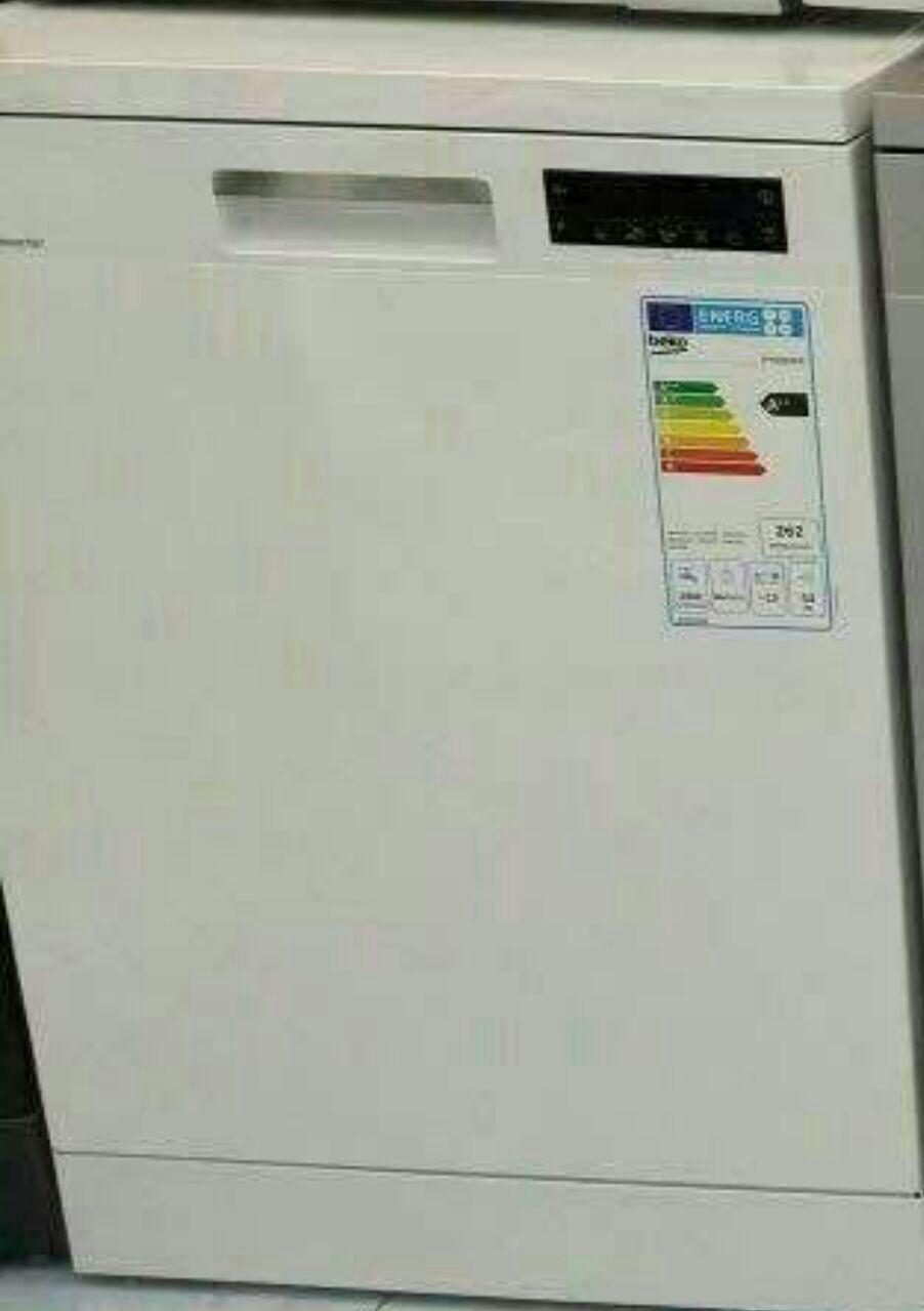 ماشین ظرفشویی بکو beko ظرفیت 13 نفره با 9 برنامه شستشو نمایشگر دیجیتال کم مصرف