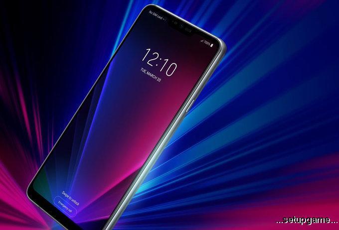 گوشی پرچمدار LG G7 ThinQ به نمایش گذاشته شد