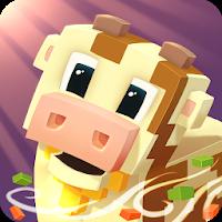 دانلود رایگان بازی  Blocky Farm v1.1.50 - بازی دوست داشتنی مزرعه داری بلوکی برای اندروید و آی او اس + مود