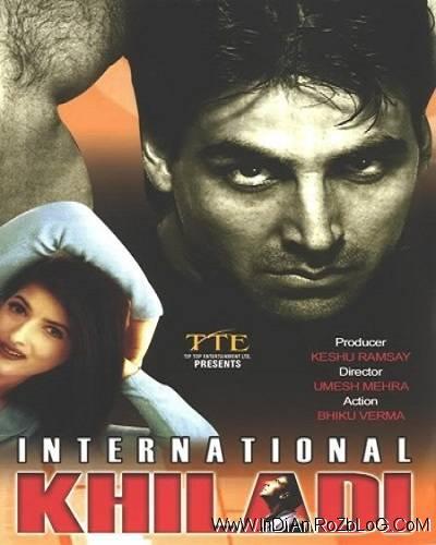 دانلود فیلم هندی شیاد Khiladi 1992 با دوبله فارسی