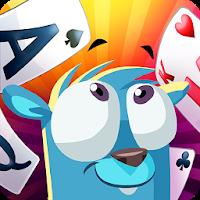 دانلود رایگان بازی Fairway Solitaire Blast v2.8.34 - بازی کارتی انفجاری فوق العاده برای اندروید و آی او اس + مود