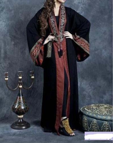 مدل عبا عربی جدید97