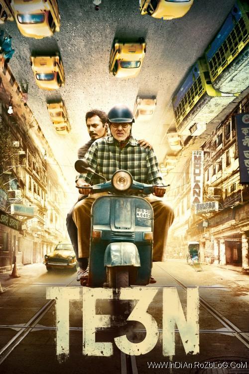 دانلود فیلم هندی سه Te3n 2016 با دوبله فارسی