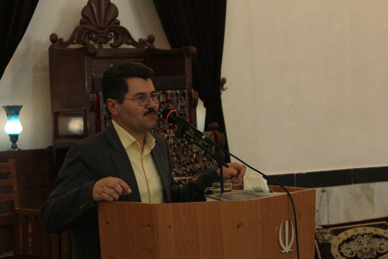 فرماندار زيركوه: پروژه تامین آب شرب شهرستان و اصلاح و تعریض جاده آبیز از پروزه هاي اولويت دار هستند