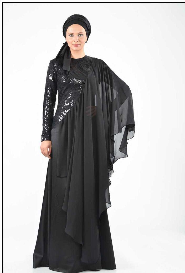 مدل لباس های بلند مجلسی زنانه 2018