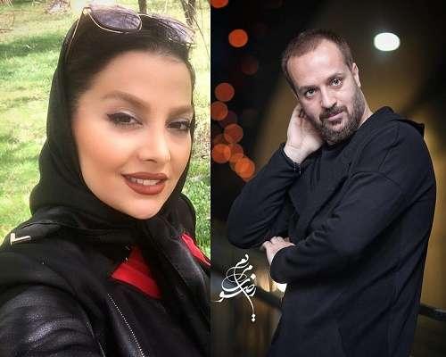 ازدواج احمد مهرانفر(ارسطو)با مدل معروف مونا فائض پور