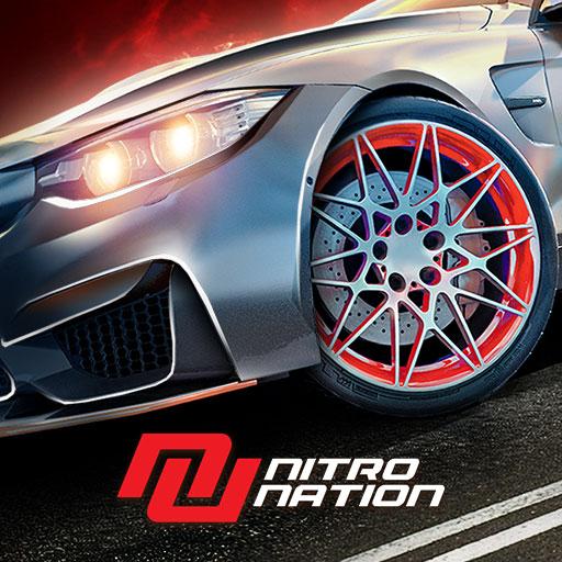 دانلود Nitro Nation Online 5.9.7 - بازی درگ و ماشین سواری مهیج اندروید + مود + دیتا