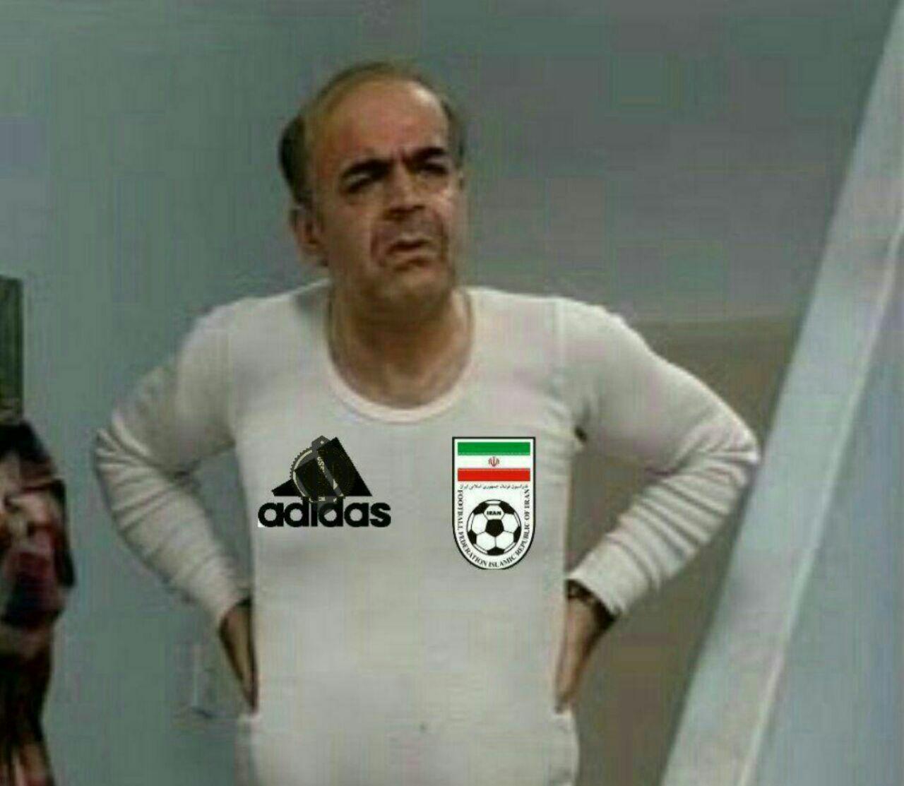 لباس تیم ملی عوض شد !!!! لباس جدید