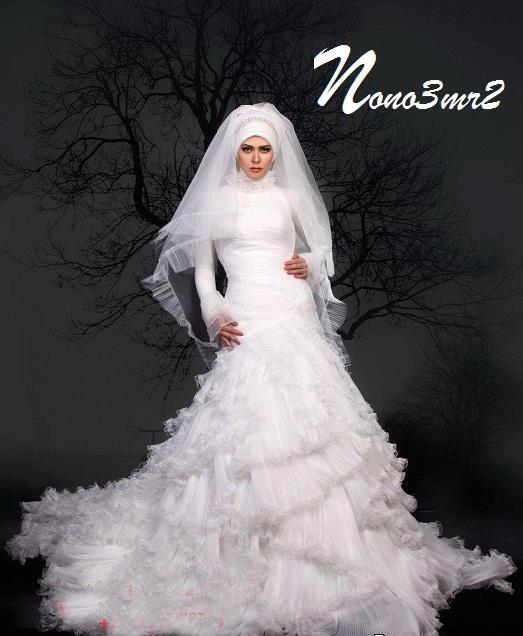 مدل عروس های محجبه 2018