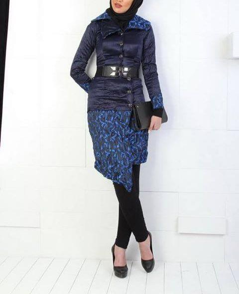مدل مانتوی اسپرت دخترانه شیک 2018