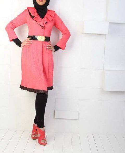 مدل های مانتو اسپرت دخترانه شیک