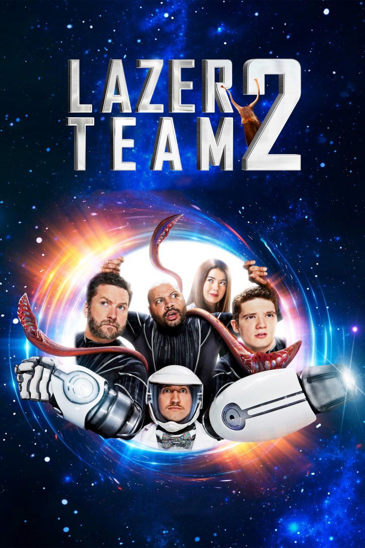 دانلود فیلم Lazer Team 2 2018
