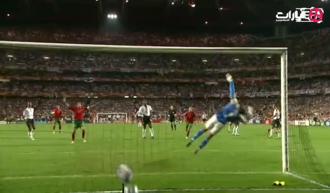 10 گل فوق العاده و زیرطاقی در تاریخ فوتبال