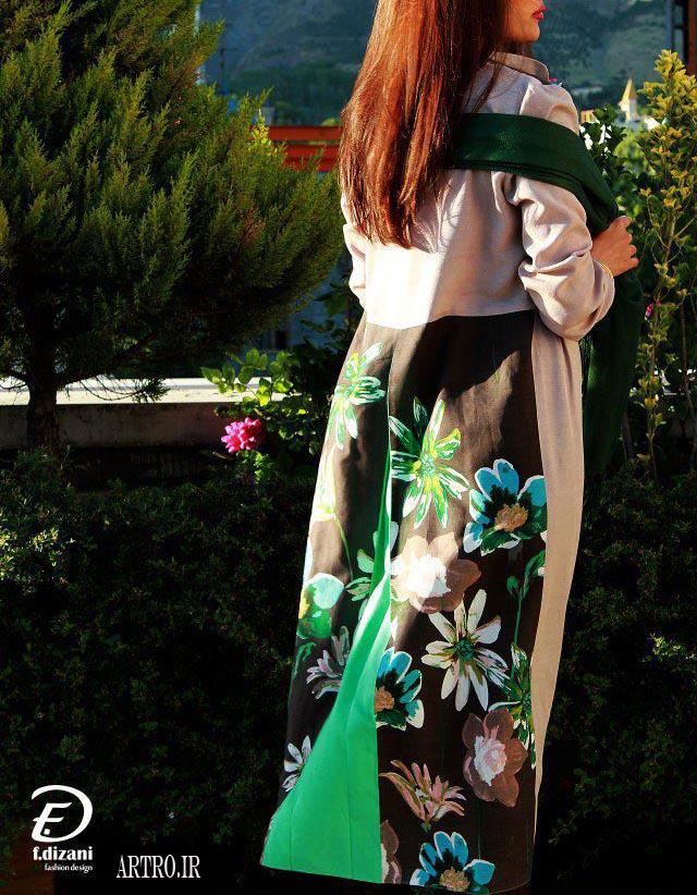 مدل مانتو پربازدید2019 هنررقیه
