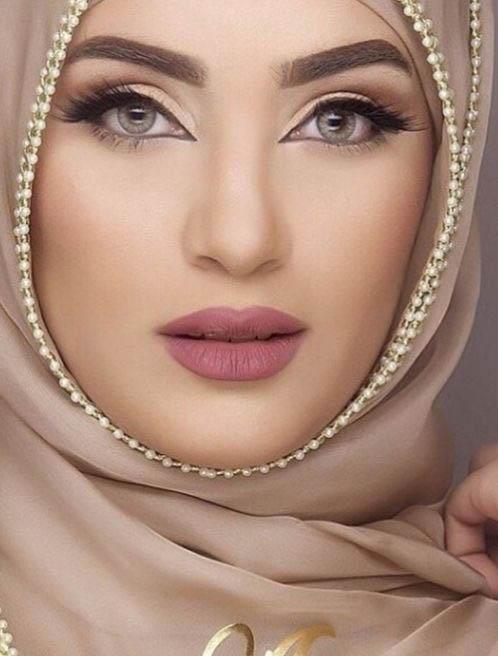 مدل آرایش مجلس و مراسم عروسی با حجاب