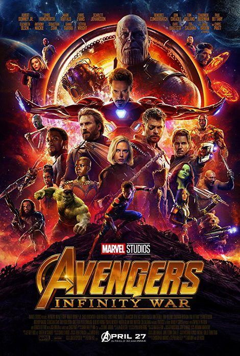 دانلود دوبله فارسی فیلم انتقام جویان: جنگ ابدیت Avengers: Infinity War 2018