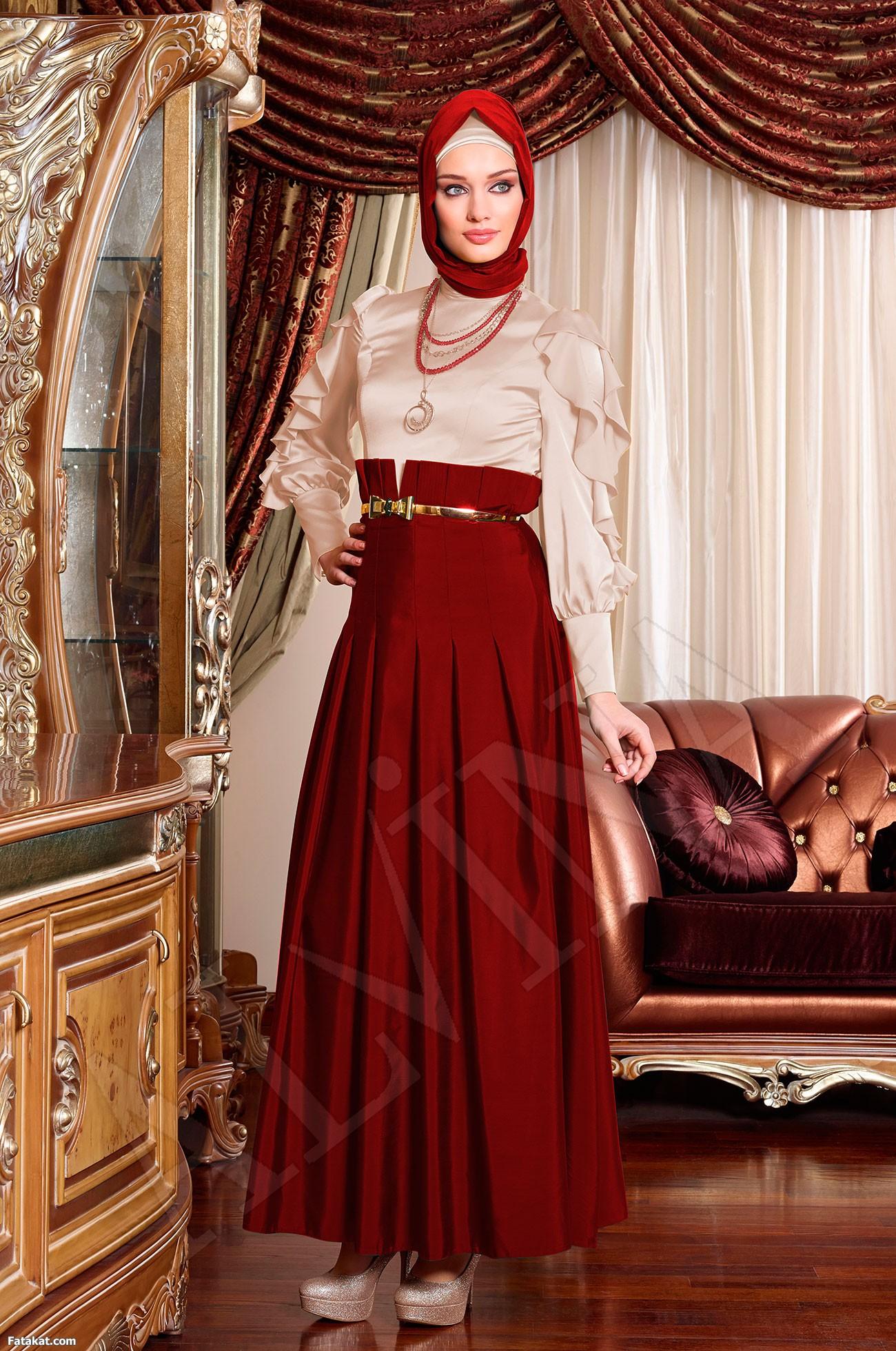 مدل لباسهای بلند مجلسی زنانه 2018