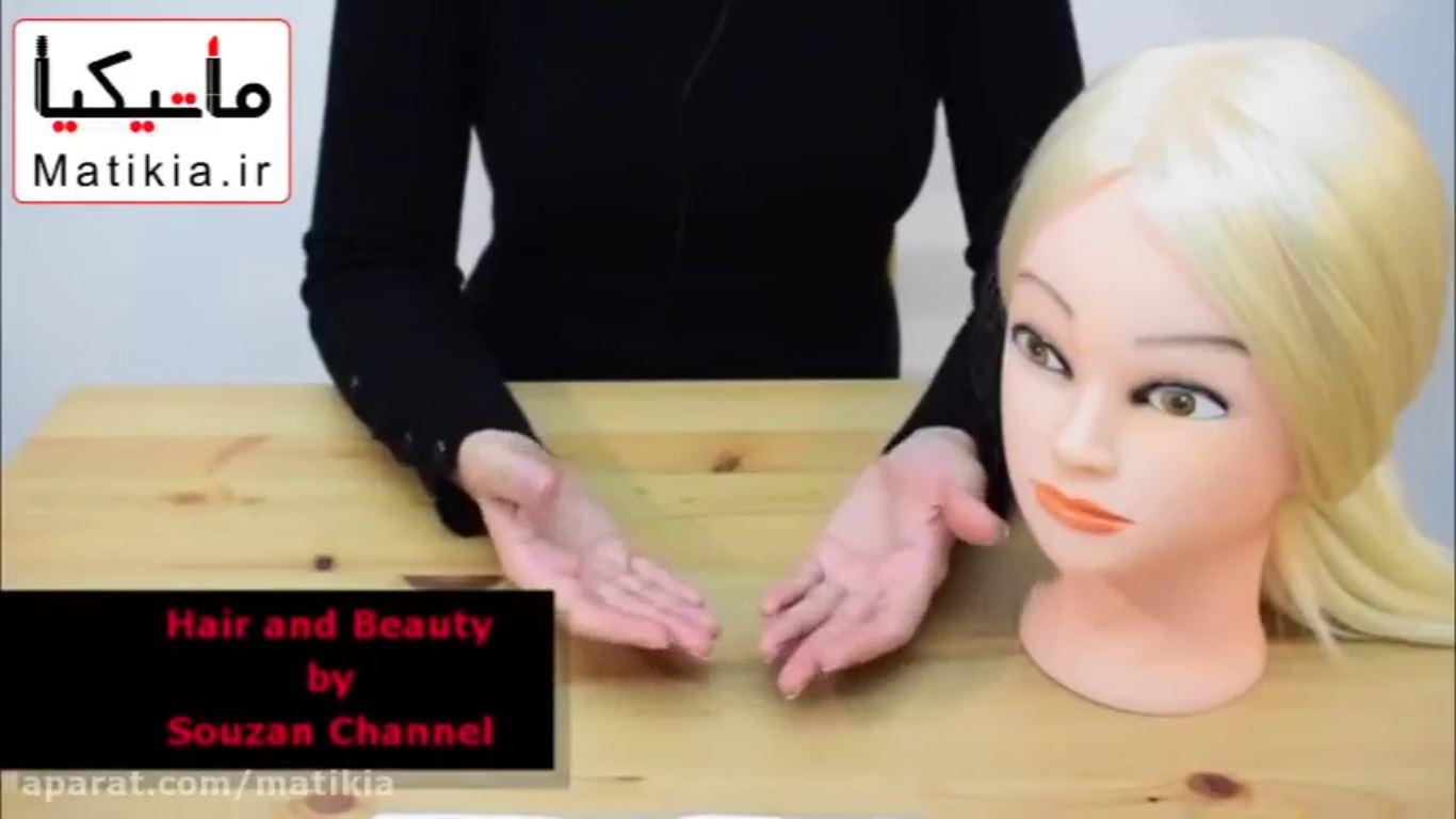 چند روش برای رنگ کردن سفیدی موها 12