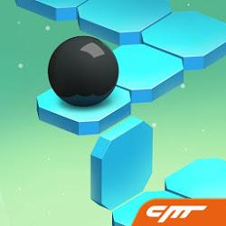 دانلود رایگان بازی Dancing Ball Saga : Music Tap v1.0.3 - بازی رقص توپ موزیکال فوق العاده برای اندروید و آی او اس + مو