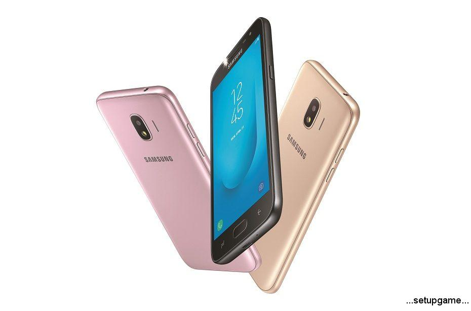 سامسونگ رسما از مدل 2018 گوشی Galaxy J2 رونمایی کرد