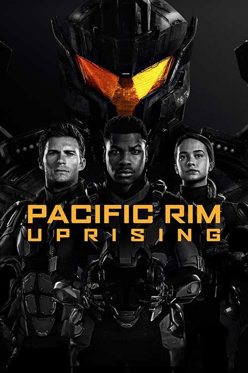 دانلود فیلم Pacific Rim: Uprising 2018