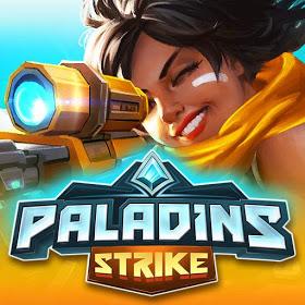 دانلود رایگان بازی Paladins Strike v1.1 - بازی اکشن اعتصاب پالادین برای اندروید و آی او اس + دیتا