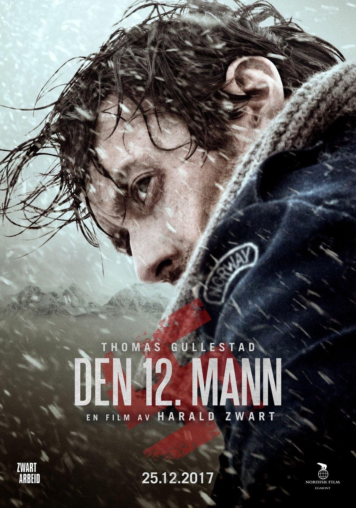 دانلود فیلم ۱۲th Man 2017