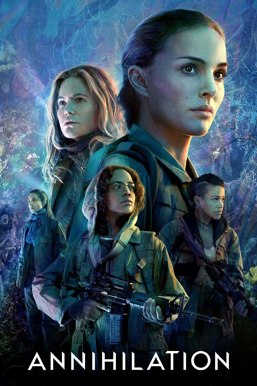 دانلود فیلم Annihilation 2018 با کیفیت عالی
