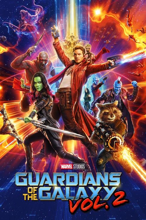 دانلود دوبله فارسی فیلم محافظین کهکشان 2 Guardians of the Galaxy Vol. 2 2017