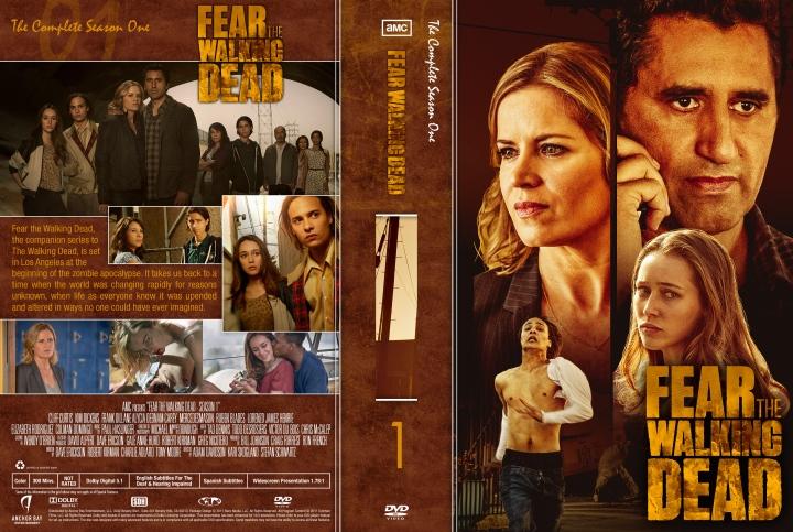 دانلود مجموعه کامل سریال Fear the Walking Dead