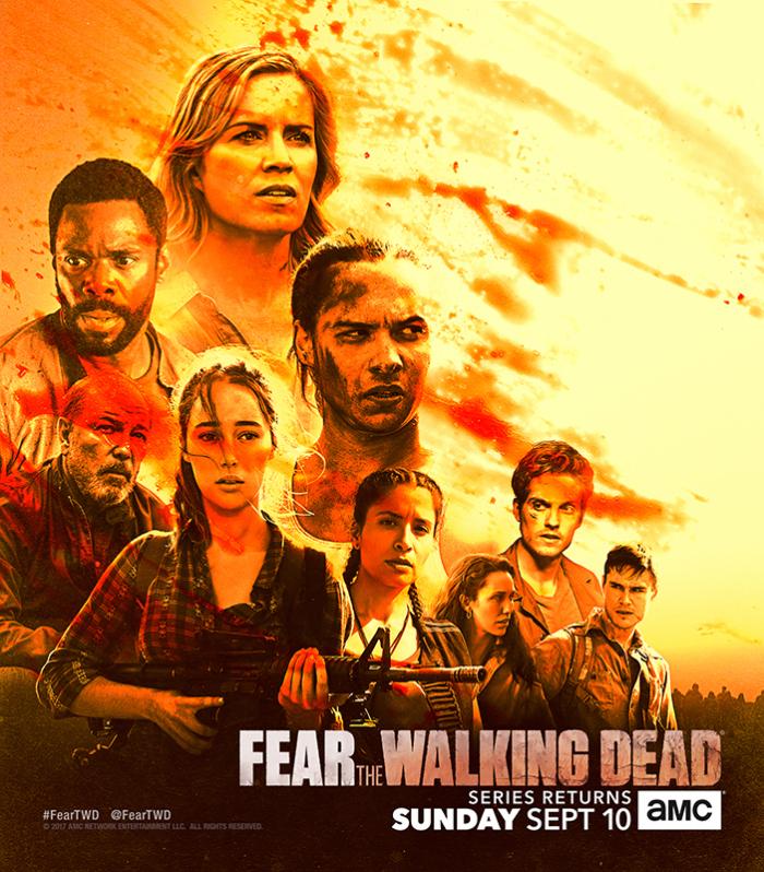 دانلود رایگان کامل سریال Fear the Walking Dead