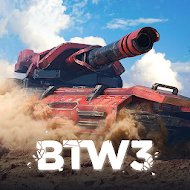 دانلود رایگان بازی Block Tank Wars 3 v1.20 - بازی اکشن جنگ تانک ها 3 برای اندروید و آی او اس + مود