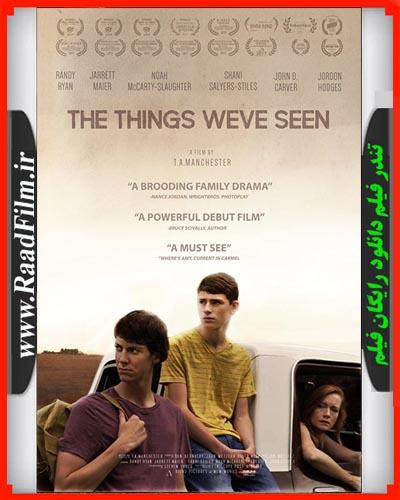 دانلود فیلم The Things Weve Seen 2017