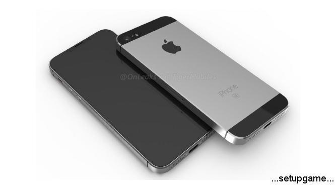 رندر های iPhone SE 2 خبر از صفحه نمایشی بزرگ درون این گوشی کوچک می دهند.
