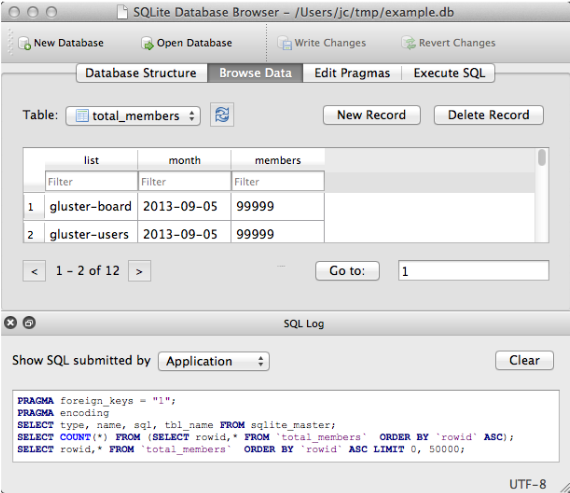 دانلود بهترین نرم افزار کار با دیتابیس SQLite در کامپیوتر - DB Browser for SQLite