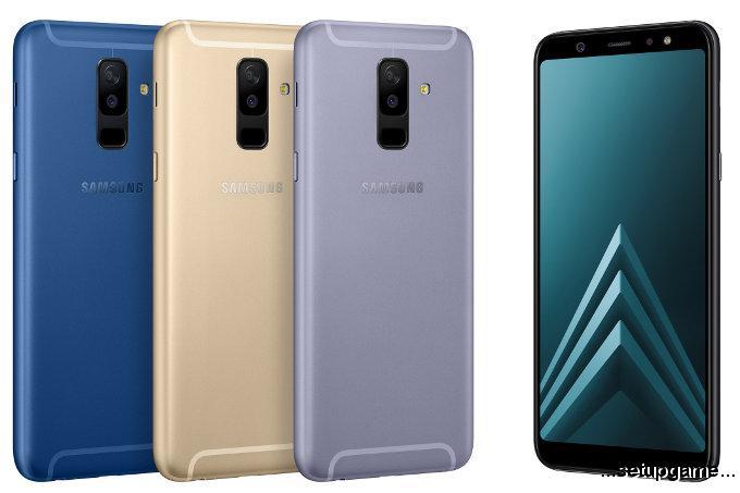 سامسونگ از دو گوشی میانرده Galaxy A6 و Galaxy A6 Plus رونمایی کرد