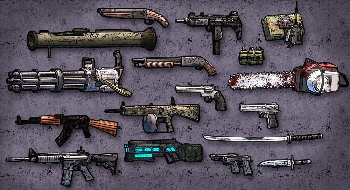 دانلود Zombie Conspiracy 0.198.7 - بازی اکشن توطئه زامبی ها برای اندروید و آی او اس + مود + دیتا