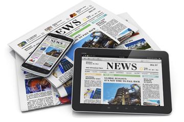رویکرد خلاقانه روزنامه Chicago Sun-Times برای تبلیغ استفاده از نسخه دیجیتال