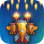 دانلود رایگان بازی HAWK – Force of an Arcade Shooter v1.14.8427 - بازی  هاوک برای اندروید و آی او اس + دیتا