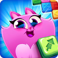 دانلود رایگان بازی Cookie Cats Blast v1.0.2 - بازی پازلی انفجار گربه های کلوچه خور برای اندروید و آی او اس