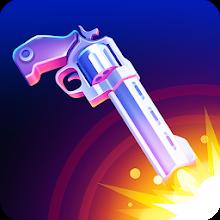 دانلود رایگان بازی Flip the Gun - Simulator Game v1.2 - بازی شبیه ساز انعکاس شلیک تفنگ برای اندروید و آی او اس