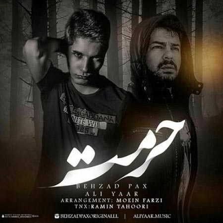 Behzad Pax And Ali Yaar – Hormat